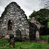 The old Church at Tullynakill, County Down Picture Date: 4th May 2014 Post Date: 5th May 2014