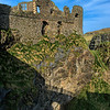 Dunluce Castle on the north Antrim coast. Post Date:- 19th February 2014