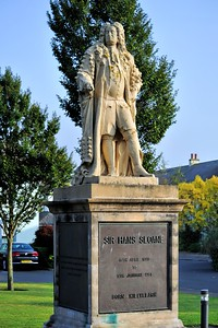 Sir Hans Sloane, Killyleagh, County Down
